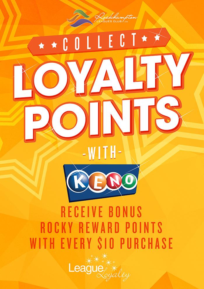 Keno-Loyalty